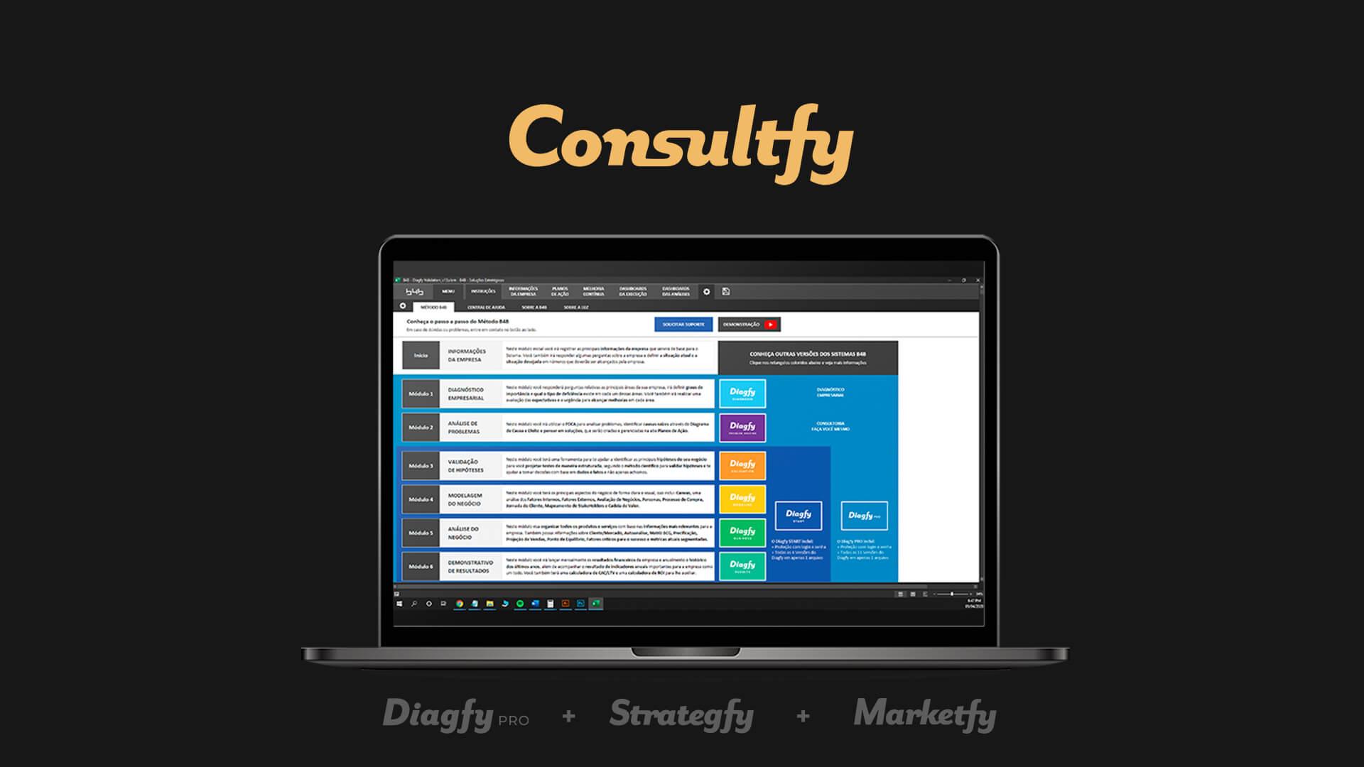 B4B Group 15-Consultfy